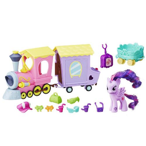 MLP Equestria Girls - Trenuletul Prieteniei, Hasbro