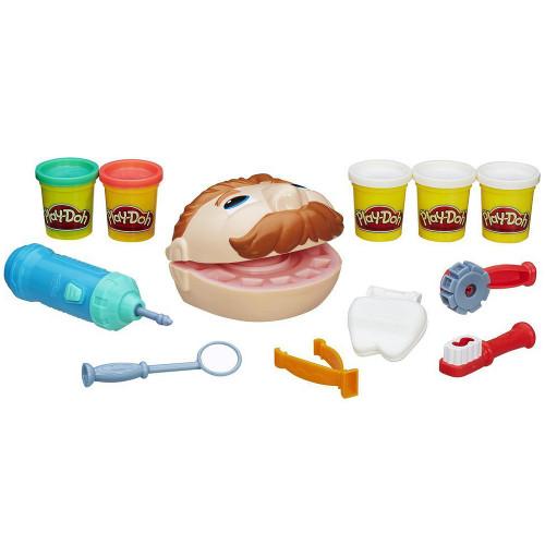 Joc Play-Doh Doctor Drill n Fill Dentist, Hasbro