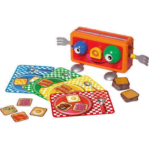 Prajitorul Buclucas, Splash Toys
