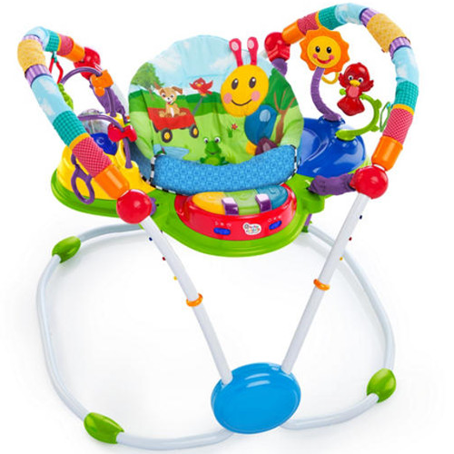 Baby Einstein - Jumper Neighborhood Friends, Bright Starts