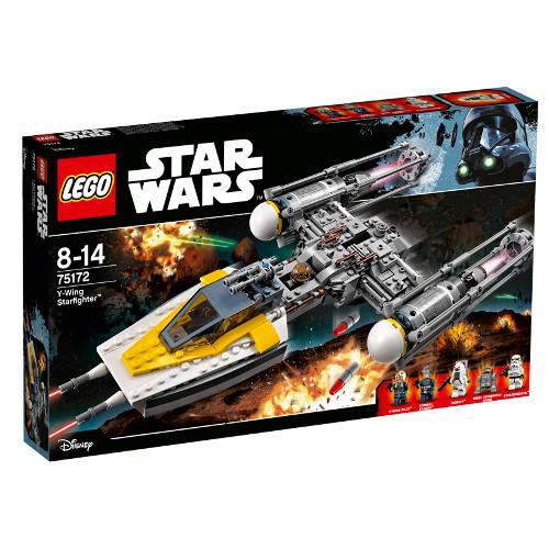 LEGO Star Wars Y-Wing Starfighter 75172, LEGO