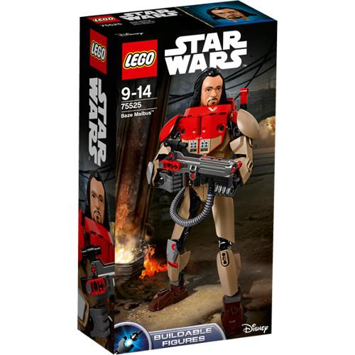 LEGO Star Wars Baze Malbus 75525, LEGO