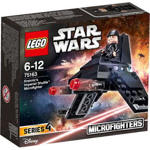 LEGO Star Wars Krennic\'s Imperial Shuttle 75163, LEGO