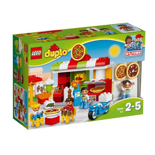 LEGO DUPLO Pizzerie 10834, LEGO