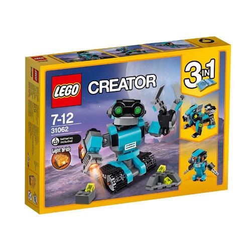 LEGO Creator Robot Explorator 31062, LEGO