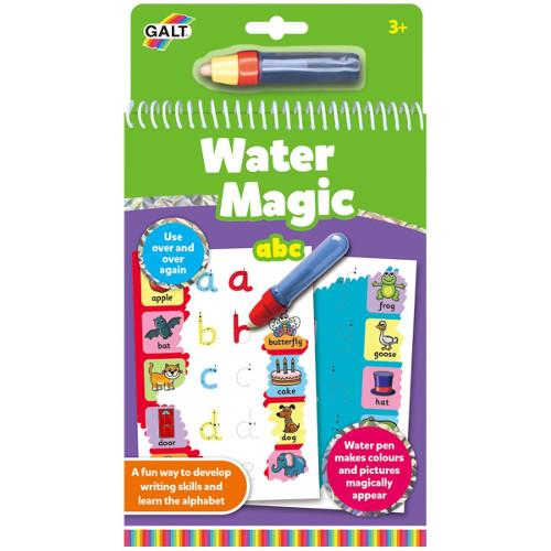 Water Magic: Carte de Colorat Alfabet , Galt