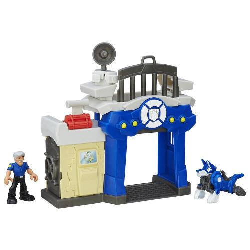 Transformers - Statia de Politie, Hasbro