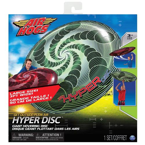 Disc Gonflabil Zburator Air Hogs Hyper Disc Swirl, Spin Master
