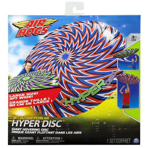 Disc Gonflabil Zburator Air Hogs Hyper Disc Spiral, Spin Master