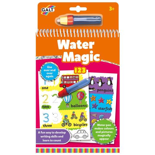 Water Magic - Carte de Colorat 123, Galt