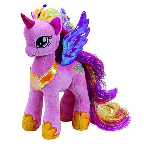 Plus Printesa Cadence My Little Pony 18 cm, Ty