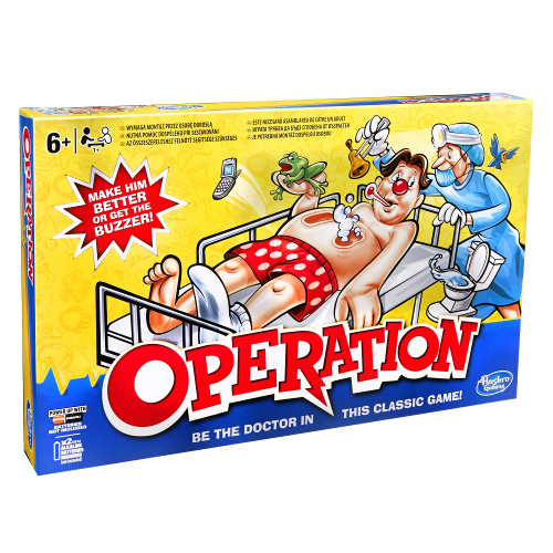 Joc de Societate Operation, Hasbro