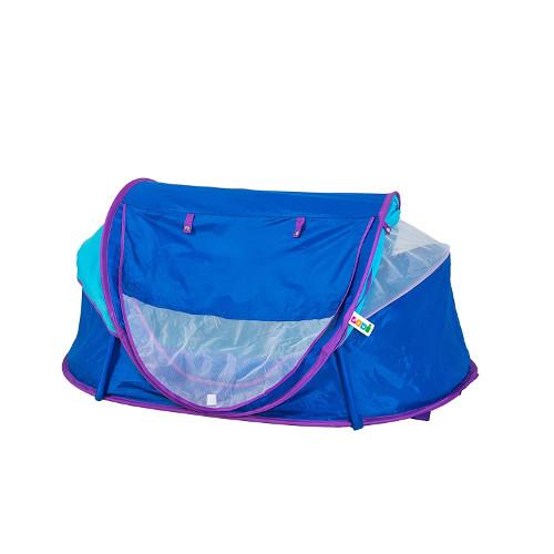 Cort UV Pop-up de Calatorie Bleu, Ludi