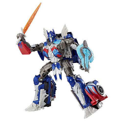 Robot Transformers Premier Voyager Optimus Prime, Hasbro