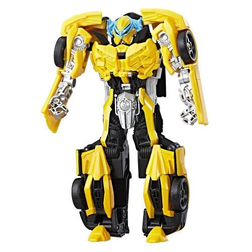 Robot Transformers MV5 Turbo Changer Bumblebee, Hasbro