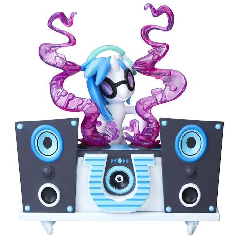 Figurina My Little Pony Gardienii Armoniei Dj Pon-3, Hasbro