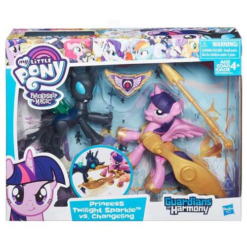 My Little Pony - Twilight Sparkle si Changeling, Hasbro