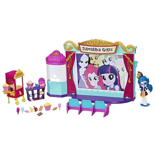 Set My Little Pony - Cinematograful Equestria, Hasbro