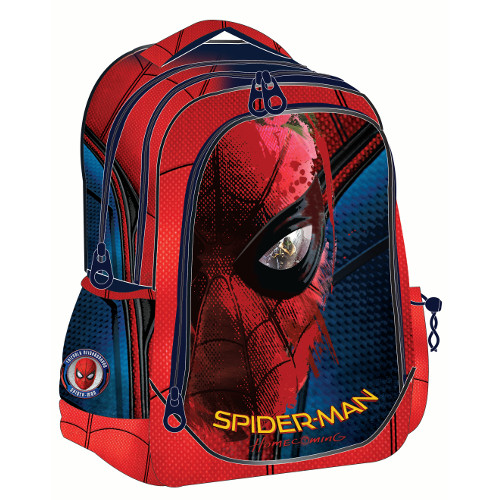 Ghiozdan Scoala Spider-Man Homecoming, Giovas