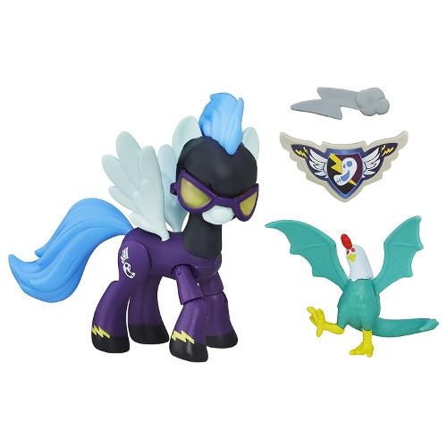 Figurina My Little Pony Gardienii Armoniei - Shadowbolts, Hasbro