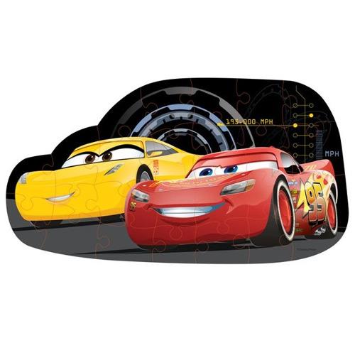 Puzzle Spuma Disney Cars, Spin Master