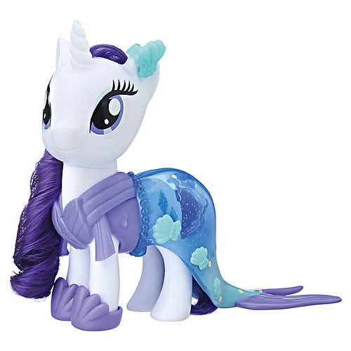 Set My Little Pony The Movie - Figurina Rarity cu Accesorii, Hasbro