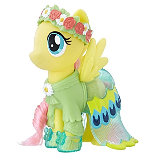 Set My Little Pony The Movie - Figurina Fluttershy cu Accesorii, Hasbro
