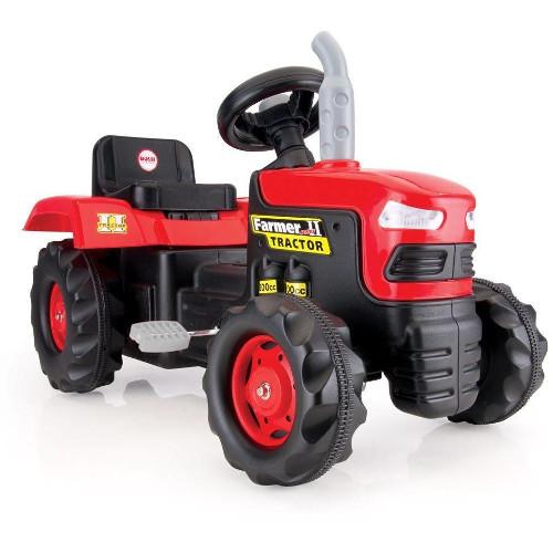 Tractor cu Pedale, Dolu