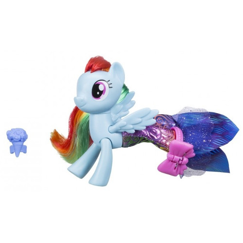 My Little Pony Figurina Transformabila Rainbow Dash, Hasbro