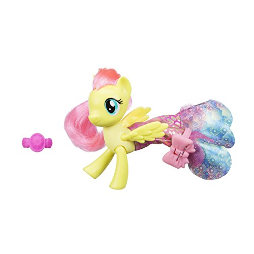 My Little Pony Figurina Transformabila Fluttershy, Hasbro
