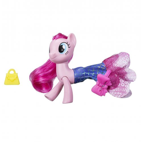 My Little Pony Figurina Transformabila Pinkie Pie, Hasbro
