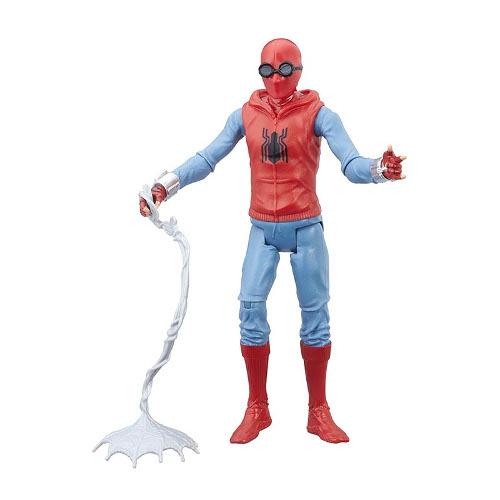 Figurina Spider-Man Homecoming in Costum Homemade, Hasbro