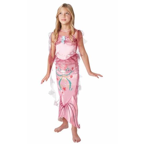 Costum Carnaval Sirena Roz, Rubies