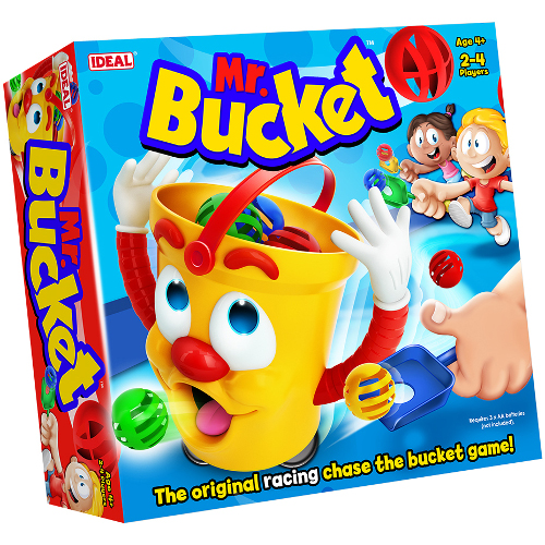 Joc Interactiv Mr. Bucket, IDEAL
