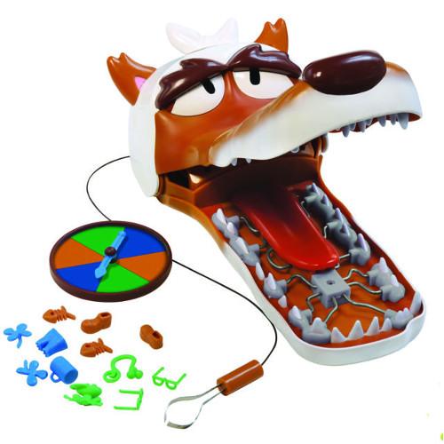 Joc Interactiv Dinti de Lup, Splash Toys