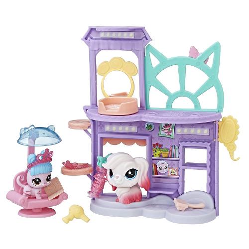 Littlest Pet Shop - Salonul ShakenDry, Hasbro