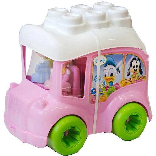 Clemmy - Autobuz Minnie Cu Cuburi, Clementoni