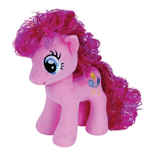Plus My Little Pony, Pinkie Pie 18 cm, Ty