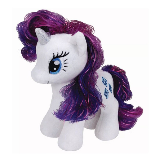 Plus My Little Pony Rarity 18 cm , Ty