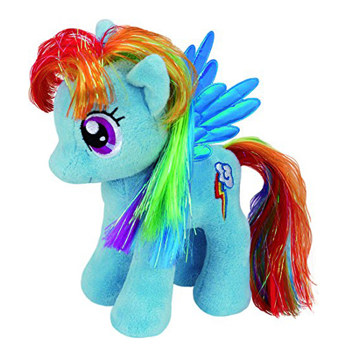 Plus My Little Pony Rainbow Dash 35 cm , Ty