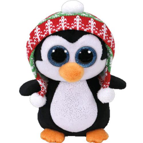 Plus Pinguinul Penelope 15 cm, Ty