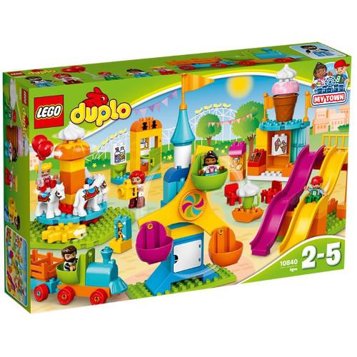 LEGO DUPLO Parc Mare de Distractii, LEGO