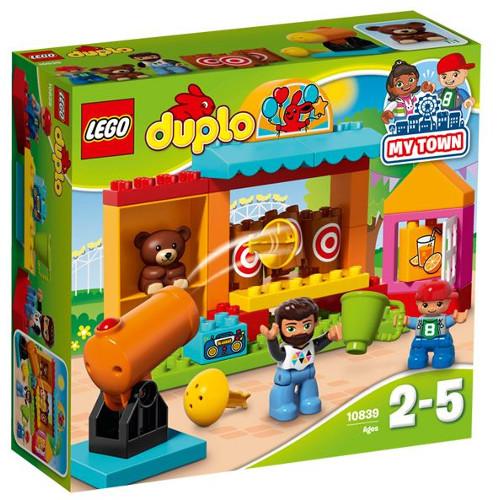 LEGO DUPLO Pavilion de Tir, LEGO