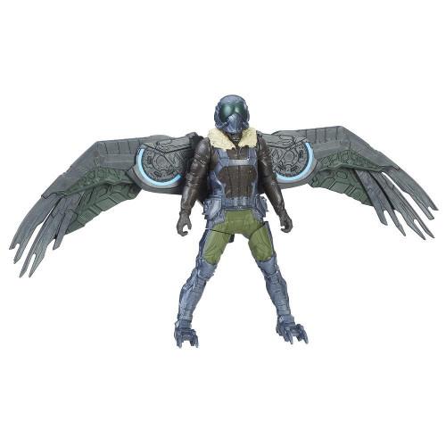 Figurina Spider-Man Homecoming Vulture cu Aripi Extensibile, Hasbro