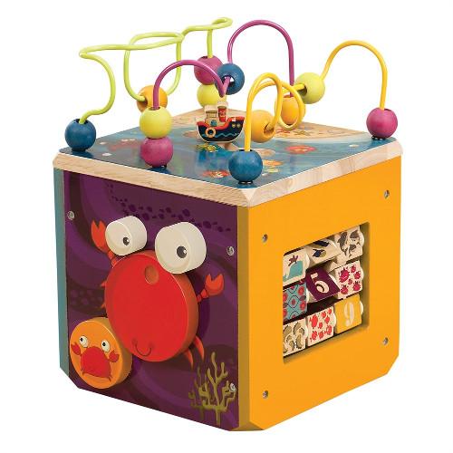 Cub cu Activitati Lumea din Adancuri, B.Toys