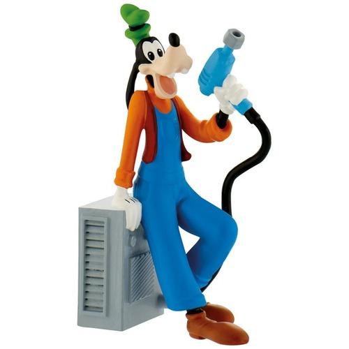 Figurina Goofy - Mickey si Pilotii de Curse, Bullyland