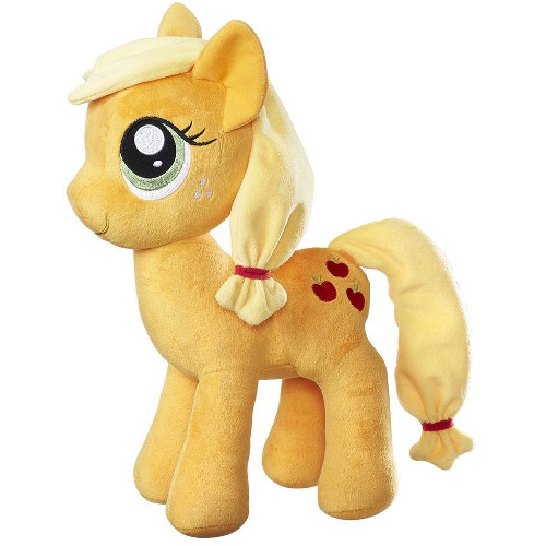 Jucarie Plus Applejack My Little Pony, Hasbro