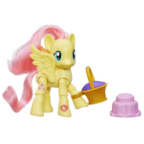 Figurina My Little Pony Fluttershy la Picnic 2017, Hasbro