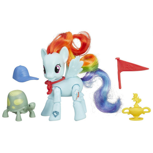 My Little Pony - Rainbow Dash si Testoasa 2017, Hasbro