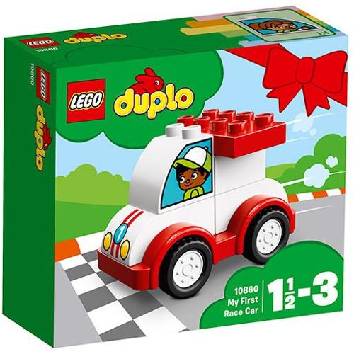 LEGO DUPLO Prima Mea Masina de Curse 10860, LEGO